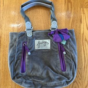 Juicy couture bag good for girl